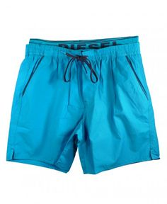 Diesel Blue Dolphin Swim Shorts