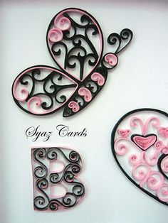 Syaz Cards: Butterfly