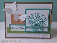 TweetScraps: June Creative Cards Workshop - Care Package