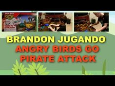 Angry Birds Go Pirate Attack Game