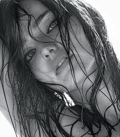 IMGmodels: Femme Fatale. Miranda Kerr sizzles in the latest Vogue Italia. # Greg Kadel Studios # David Keough #Lisa Storey # IMGstars