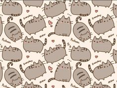 I LOVE PUSHEEN;D