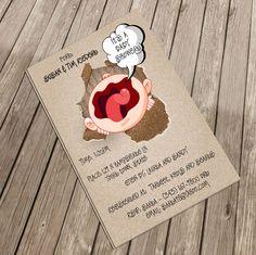 It's a Baby Shower found on Etsy.com shop: sweettreatsdesignslj