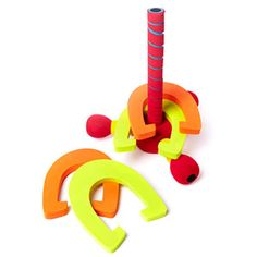 Best Beach and Sand Toys for Kids This Summer: Sizzlin' Cool Horseshoes (via Parents.com)