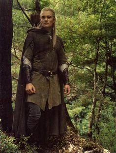 Legolas Le Seigneur Des Anneaux