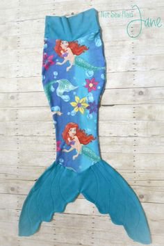 Mermaid tail!