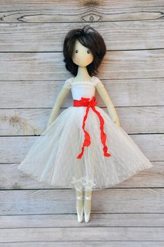 PDF Cloth Doll Pattern 15 and 17 lSoft Doll image 4 Doll Crafts, Diy Doll, Homemade Dolls, Ballerina Doll, Sewing Dolls, Doll Tutorial, Little Doll, Doll Clothes Patterns, Rag Doll Patterns