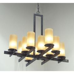 Contemporary Chandelier from 2nd Ave. Lighting, Model: 871354.36