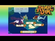 GETTING LOST in Animal Jam - Bubble Trouble Adventure Gameplay - Fun Onl...