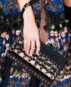 Standout Accessories From Fall 2014 New York, London, Milan, and Paris Fashion Weeks - Valentino from #InStyle
