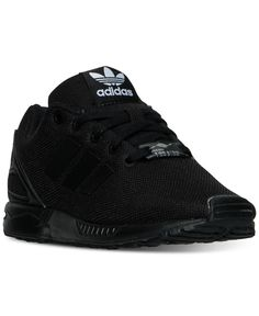 the latest d377b 0b786 adidas Little Boys  ZX Flux Casual Sneakers from Finish Line   Reviews -  Finish Line Athletic Shoes - Kids - Macy s
