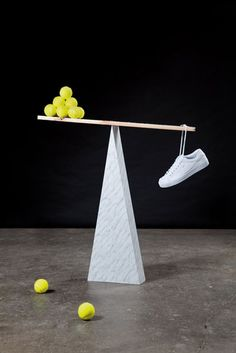 ♂ Commercial Space Retail design visual merchandising window display, Nike All Court series / by Ill Studio