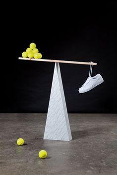 Nike Art Direction via Ill Studio