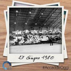 #27giugno 1980 un #volo di linea Itavia, con a bordo 81 persone, scompariva dai radar #accaddeoggi #strage #Ustica #attacco #vittime #giustizia