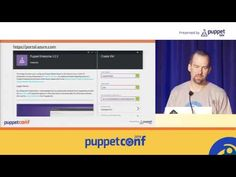 [PuppetConf 2014][IT Automation] Getting Started with Puppet on Windows - Josh Cooper, ... - YouTube