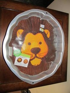 Lion cakes, Lion and Lion king cakes on Pinterest