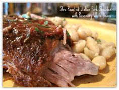Italian Pork Shoulder