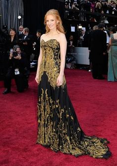 Oscar Nom's Best Red Carpet Looks - 99.5 The River. Who is your favorite?