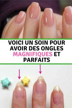 Voici ce que vous devez faire pour avoir des ongles parfaits et forts #ongles #fort #blanchir #soin #beauté