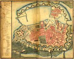 Copenhagen, Denmark - 1728
