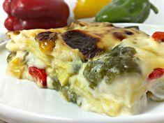 Lasagna ai peperoni, ricetta vegetariana | Oltre le MarcheOltre le Marche