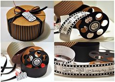 Movie Reel Set