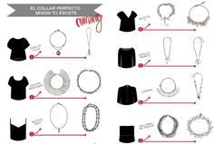 accesorios primavera verano 2016 Trending Outfits, Handmade, Shopping, Jewelry, Necklaces, Trends, 2016 Trends, Spring Summer 2016, Plunging Neckline
