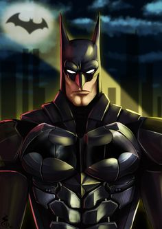 Batman Patreon Reward by Holyengine.deviantart.com on @DeviantArt