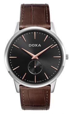 Doxa Slim Line   105.10.101R.02   www.zegarmistrz.com