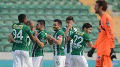 Bursaspor kendi sahasında Kasımpaşa'ya beş attı #bursa #spor #Bursaspor