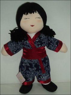 Bonecas - Boneca Chinesinha e Japonesinha
