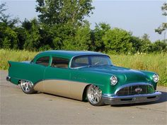 54 Buick Special