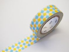 mt  Washi Tape 10M by pikwahchan on Etsy, $3.30