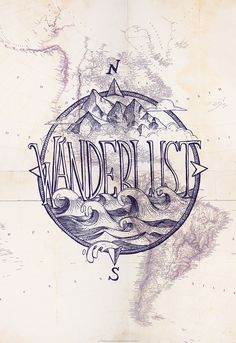 wanderlust tattoo Ideas for tattoo quotes travel wa. - wanderlust tattoo Ideas for tattoo quotes travel wanderlust life - Tattoo Girls, Girl Tattoos, Tatoos, Trendy Tattoos, Tattoos For Women, Tattoos For Guys, Leg Tattoos, Body Art Tattoos, Sleeve Tattoos