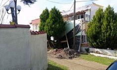 Avşa adası: Üzerine çatı düştü, hayatını kaybetti