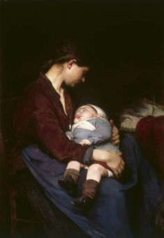 Opposite Day: Famous Mother/Child Paintings | mother of nine9