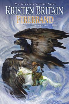 Book cover for Firebrand