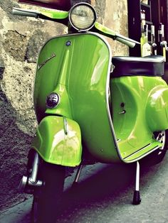 Green Machine...