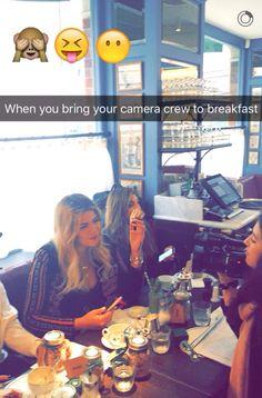 Eleanor on snapchat