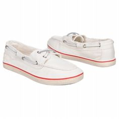 Women's Steve Madden White Yacht Shoes
