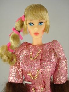 Mod Talking Barbie in Sears Golden Groove