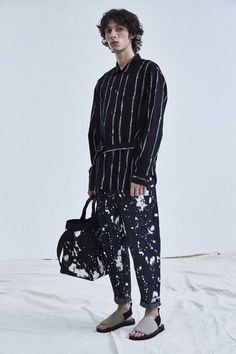 3.1 Phillip Lim Spring 2018 Menswear Fashion Show Collection