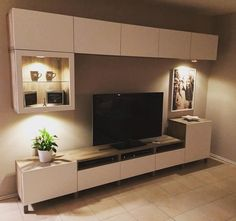 French Home Decor .French Home Decor Living Room Tv Unit, Ikea Living Room, Home Theater Rooms, Home Theater Design, French Home Decor, Indian Home Decor, Tv Furniture, Furniture Design, Furniture Removal