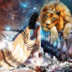 A fav prophetic image by Dolores Develde