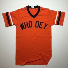 WHO DEY Ringer Tee – The Rivertown Inkery $25