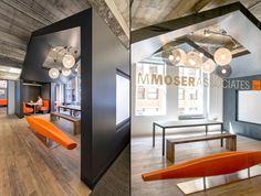 M Moser Associates office, San Francisco   California office