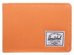 Herschel Supply Co. Orange 'Hank' Wallet   Pure Luxuries
