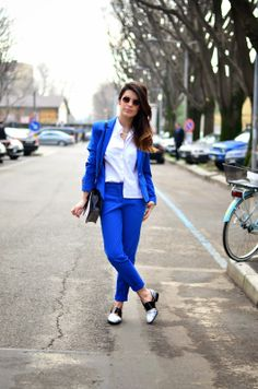 #StreetStyle Milan Fashion Week #dulceida #MFW