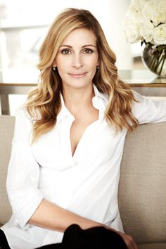 Tips: Julia Roberts, 2017s beachy hair style of the beautiful actress