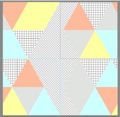 Creating a seamless repeat